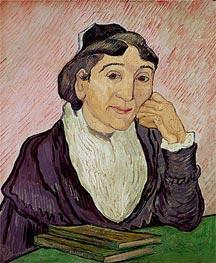 L'Arlesienne (Madame Ginoux) | Vincent van Gogh | veraltet