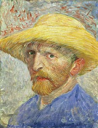 Self Portrait | Vincent van Gogh | veraltet