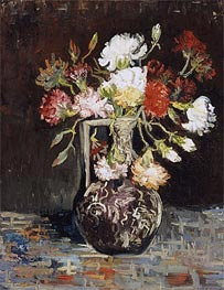 Bouquet of Flowers, 1886 by Vincent van Gogh | Painting Reproduction
