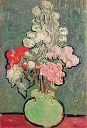 Bouquet of Flowers, 1890 by Vincent van Gogh | Painting Reproduction