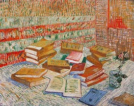 The Yellow Books (Parisian Novels) | Vincent van Gogh | veraltet