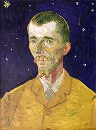 Portrait of Eugene Boch | Vincent van Gogh | Gemälde Reproduktion