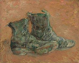 Schuhe | Vincent van Gogh | Gemälde Reproduktion