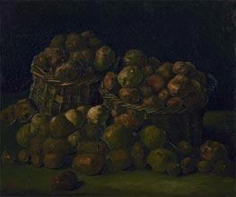 Körbe mit Kartoffeln, 1885 von Vincent van Gogh | Gemälde-Reproduktion