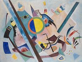 Multicolored Circle, 1921 von Kandinsky | Gemälde-Reproduktion