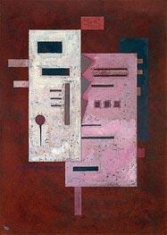 Weiche Härte, 1933 von Kandinsky | Gemälde-Reproduktion