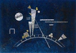 Fragil, 1931 von Kandinsky | Gemälde-Reproduktion