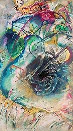 Untitled Improvisation, 1914 von Kandinsky | Gemälde-Reproduktion
