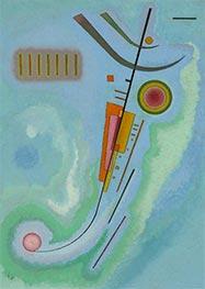 Leger (Abstract Art), 1930 von Kandinsky | Gemälde-Reproduktion