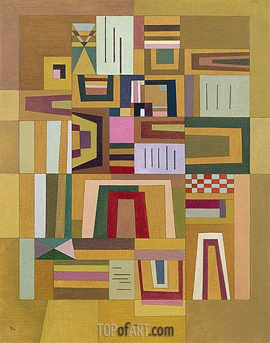 Kandinsky | Pink Compensation, 1933