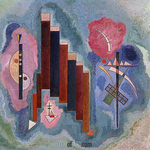 Kandinsky | Towards the Bottom, 1929