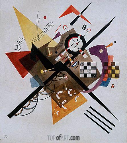 Kandinsky | On White II, 1923