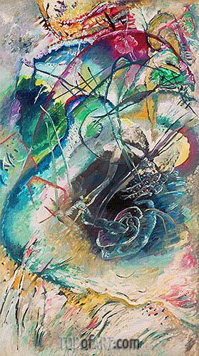 Kandinsky | Untitled Improvisation, 1914