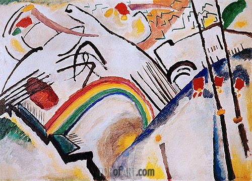 Kandinsky | Cossacks, 1910
