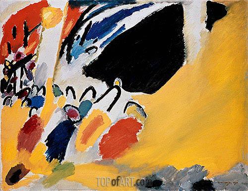 Kandinsky | Impression III (Concert), 1911