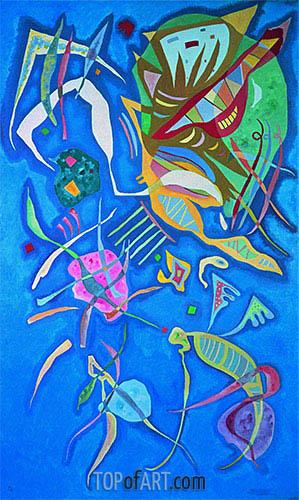 Kandinsky | Grouping, 1937