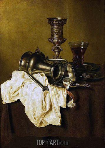 Claesz Heda | Still Life, 1642