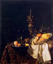 Dessert | Willem Kalf | outdated