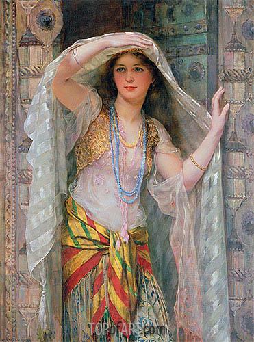 William Clarke Wontner | Safie, 1900