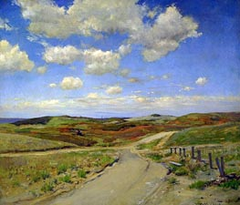 Shinnecock Hills | William Merritt Chase | Painting Reproduction