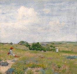 Shinnecock Hills, c.1895 von William Merritt Chase | Gemälde-Reproduktion