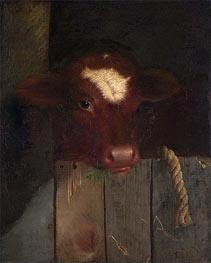 The Family Cow | William Merritt Chase | veraltet