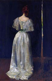Seventeenth Century Lady | William Merritt Chase | veraltet