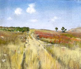 Shinnecock Hills | William Merritt Chase | veraltet