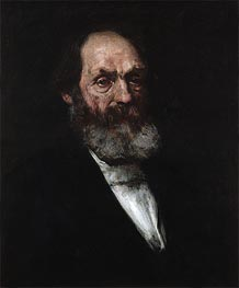Portrait of Edward Everett Hale | William Merritt Chase | veraltet