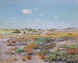Shinnecock Hills, c.1893/97 by William Merritt Chase | Painting Reproduction