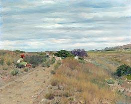 The Old Sand Road, c.1894 von William Merritt Chase | Gemälde-Reproduktion