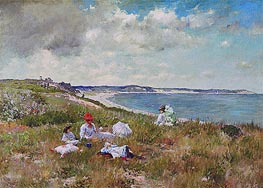 Idle Hours | William Merritt Chase | veraltet