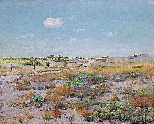 William Merritt Chase | Shinnecock Hills, c.1893/97