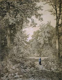 Landscape with Figure | William Trost Richards | outdated