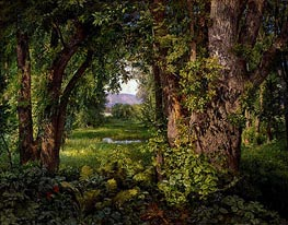 In the Woods | William Trost Richards | veraltet