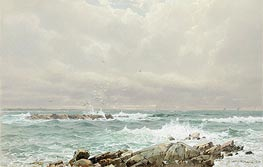 Seascape | William Trost Richards | veraltet