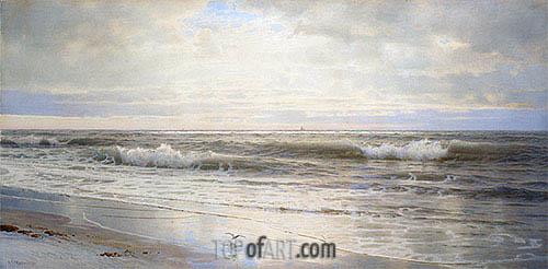 Atlantic Coast, 1898 | William Trost Richards | Painting Reproduction