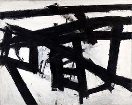 Mahoning (Franz Kline) | Custom Paintings | outdated