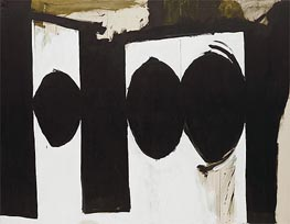 Elegy to the Spanish Republic, 54 (Robert Motherwell) | Custom Paintings | outdated