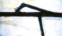 Untitled (Franz Kline) | Custom Paintings | outdated
