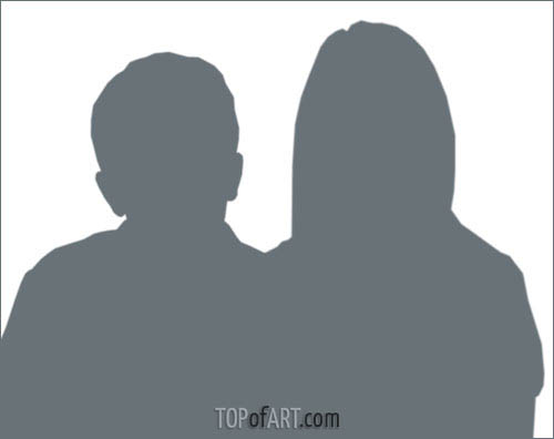 Custom Paintings | Double Portrait - Head and Shoulders,