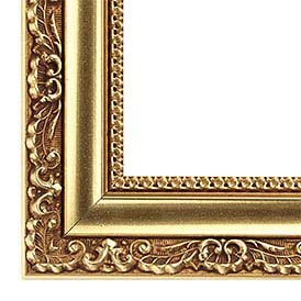 Wooden Painting Frame - FRAME-469