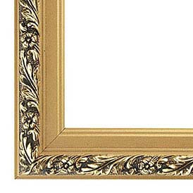 Wooden Painting Frame - FRAME-471