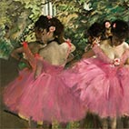 Painting Reproductions Gallery of Edgar Degas