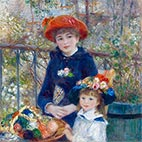 Painting Reproductions Gallery of Pierre-Auguste Renoir