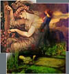 Pre-Raphaelite Brotherhood Art Reproductions and Canvas Prints