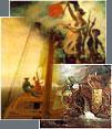 Romantik Gemälde-Reproduktionen und Leinwand-Kunstdrucke