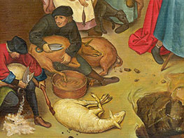 Bruegel Painting Reproductions for Living Room 2