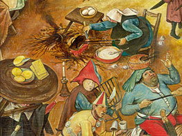 Bruegel Painting Reproductions for Living Room 8