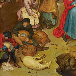Bruegel Painting Reproductions for Living Room 10